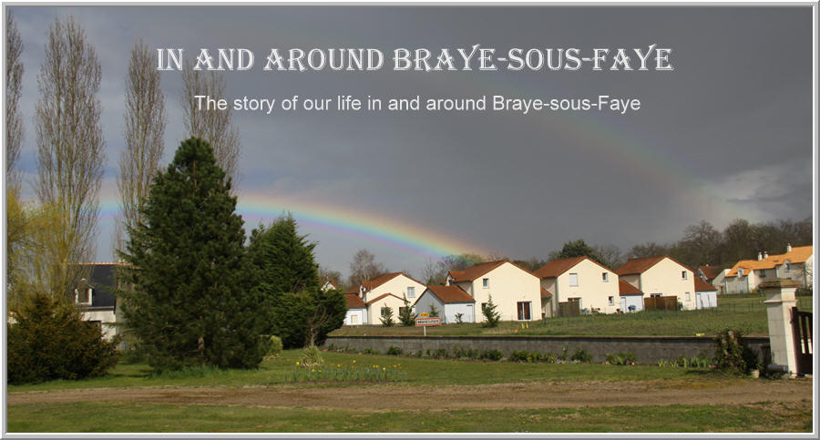 The story of our life in and around Braye-sous-Faye