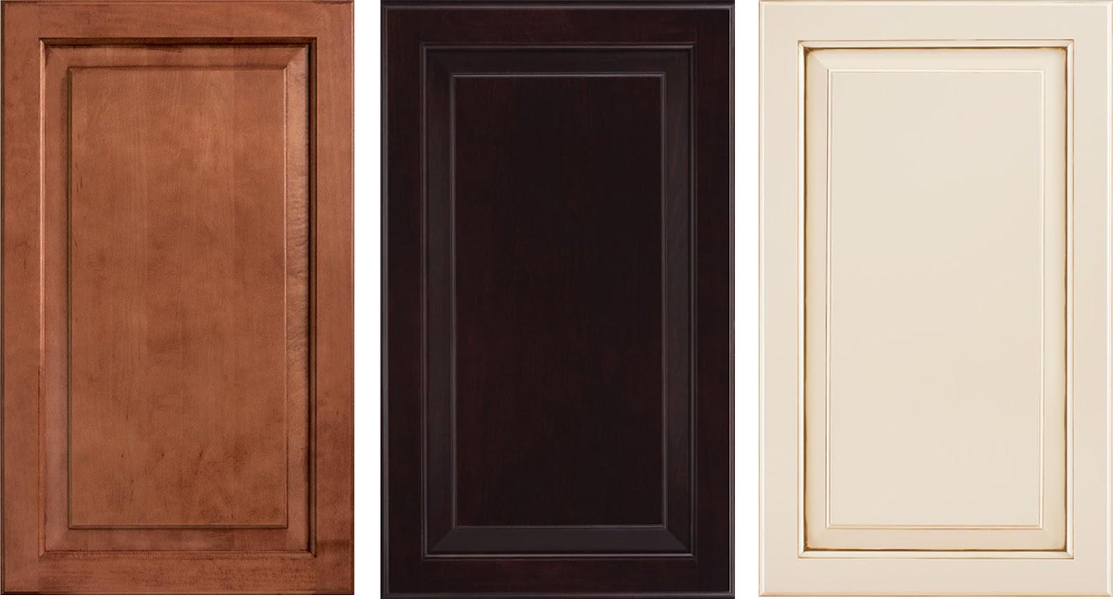 Hazelnut Kitchen Cabinets