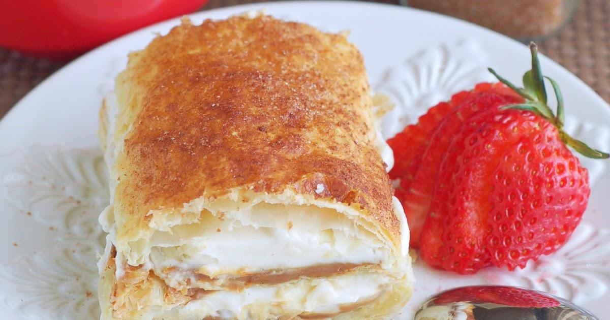 Churro Puff Pastry