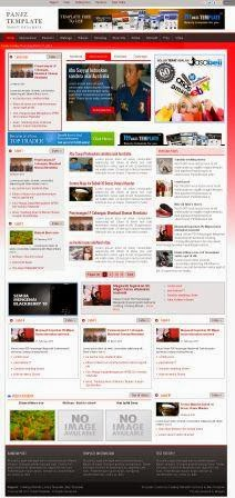 download template blogger keren