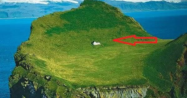 La casa pi isolata del mondo clicca la foto for Piani casa del sud della louisiana