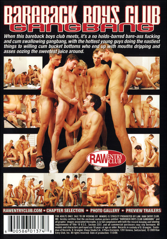 bareback boys club orgy № 62582