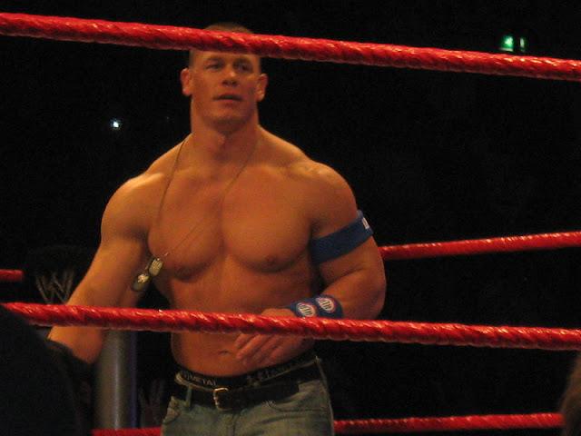 John Cena Physique