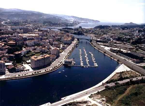 qué ver en Galicia, Pontevedra, casco histórico