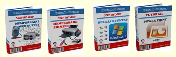 Ebook Panduan Service PC dan Laptop Terlengkap