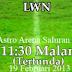 Live Streaming Johor Darul Takzim vs Lions XII - Liga Super Malaysia