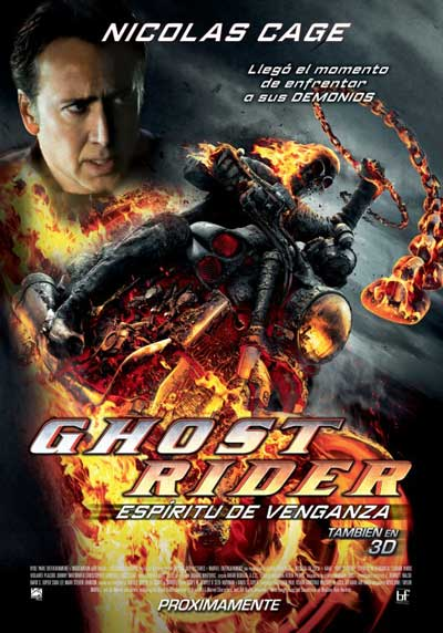 ghost rider sipirt of vengeance