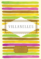 cover picture for Villanelles, an anthology