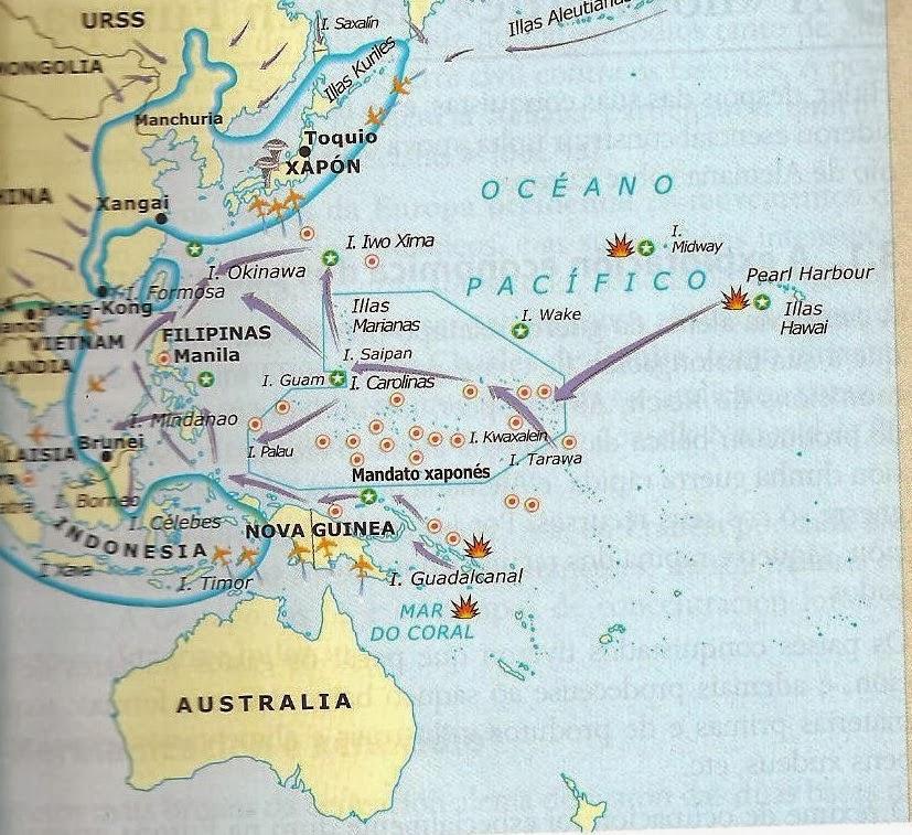 Mapa de los pases socialistas y capitalistas  Historia y Geografa