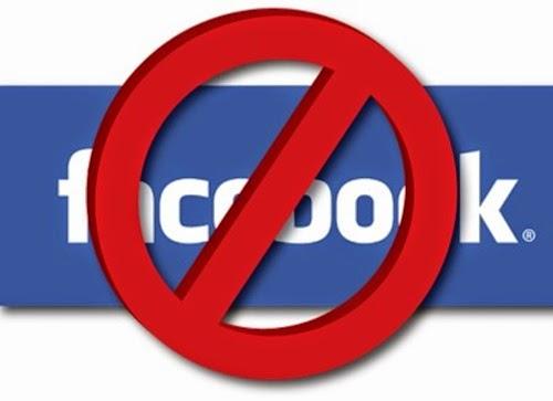 Cách chặn không cho vào facebook
