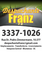 DESPACHANTE FRANZ