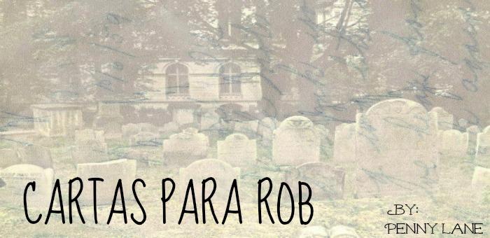 Cartas para Rob