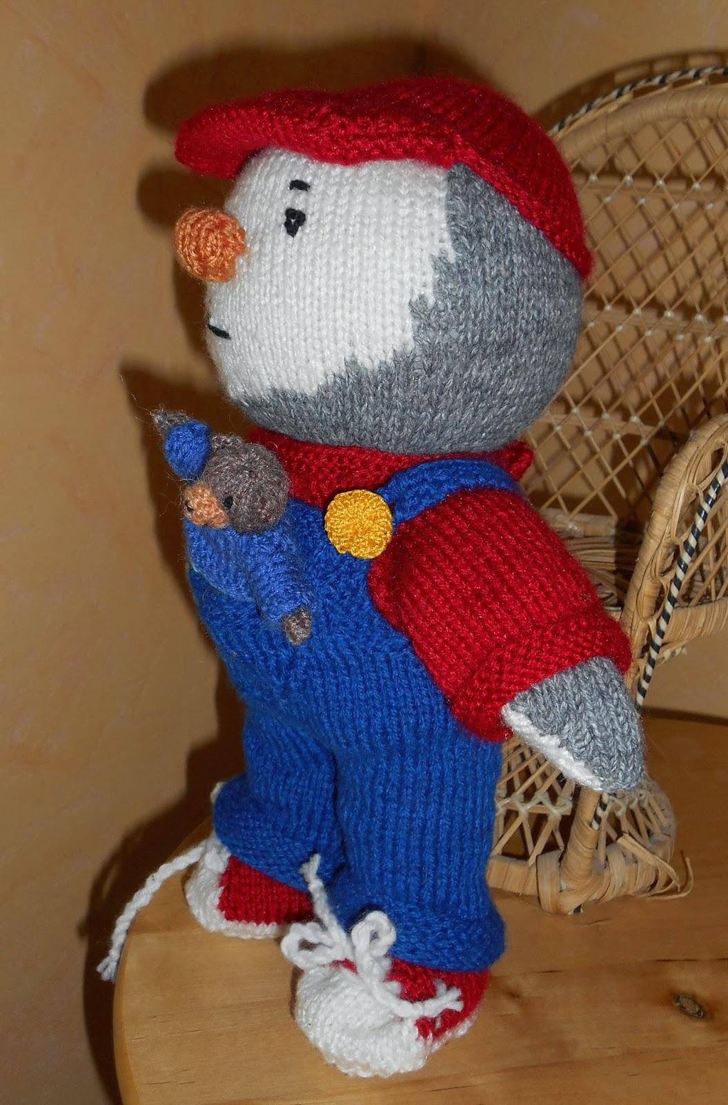Du tricot et des jouets encore un t 39 choupi - Tchoupi en voiture ...