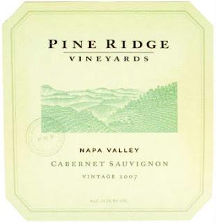 Cabernet Sauvignon Napa Valley 2007