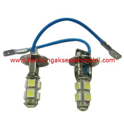 Bohlam untuk Foglamp 9 LED Biru