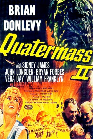 Poster - Quatermass II: Enemy from Space (1957)