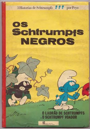 Os Schtrumpfs Negros