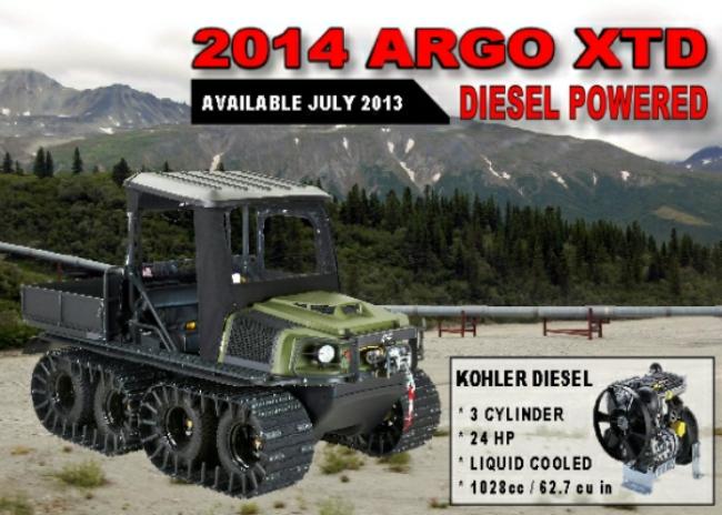 Argo Adventure May 2013