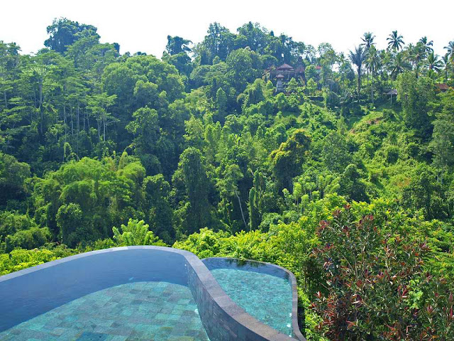 Tu Mundo : Destino: Ubud Hanging Gardens Resort, Bali  Indonesia