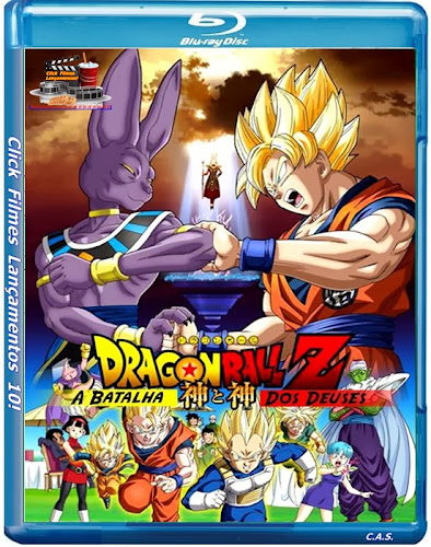 Filme Dragon Ball Z: A Batalha Dos Deuses Dual Áudio Blu-Ray 2013 Torrent