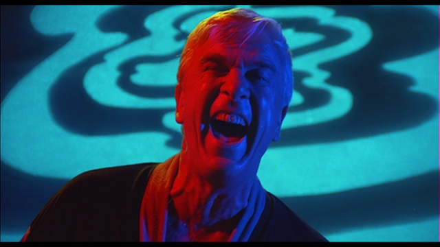 Leslie Nielsen as Richard Vickers in CREEPSHOW (1982)