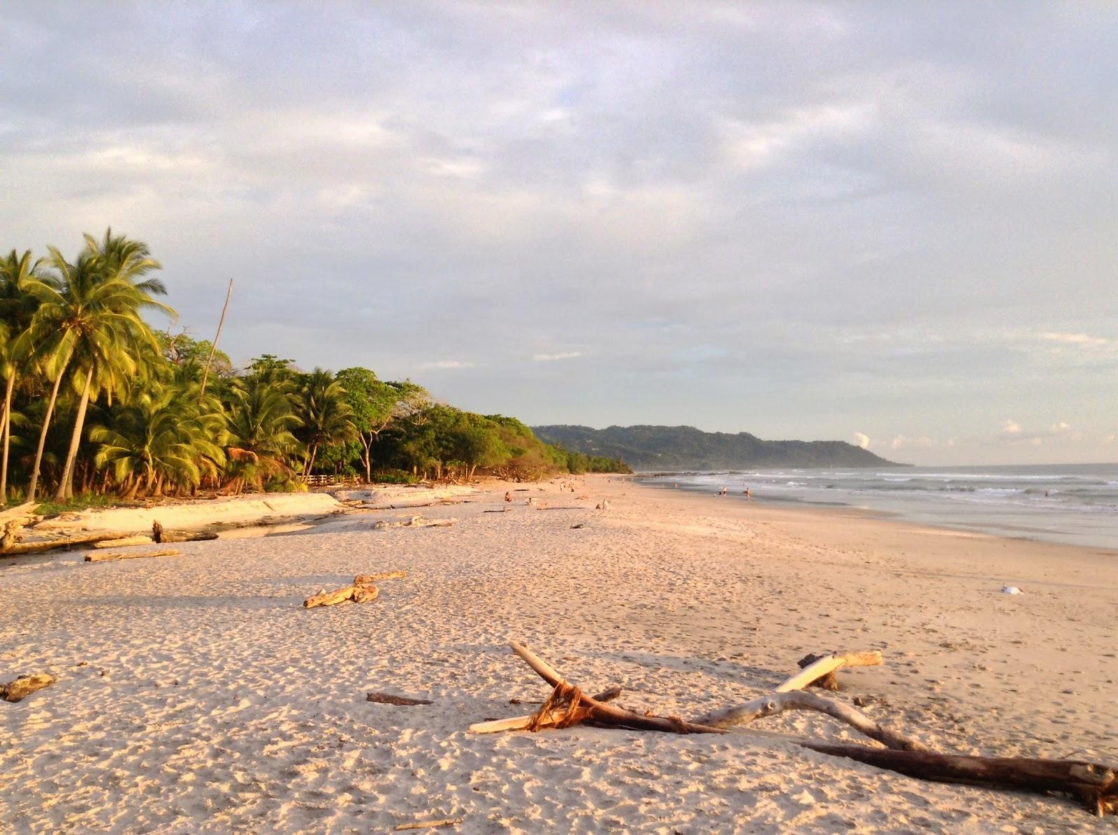 Playa de Santa Teresa, Península de Nicoya, Costa Rica.