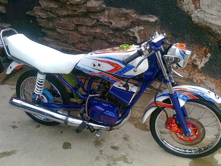 Modif Pengapian Yamaha Rx King
