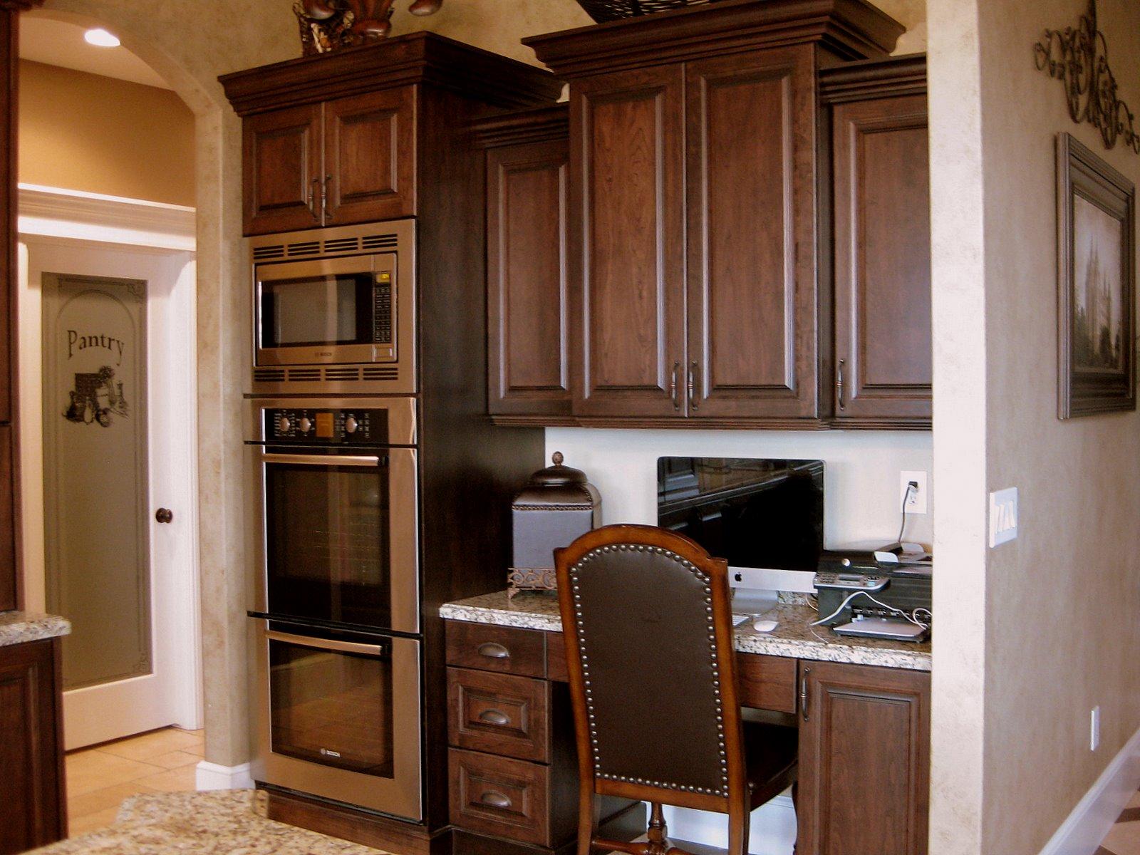 Superb Cherry Briarwood Cabinets