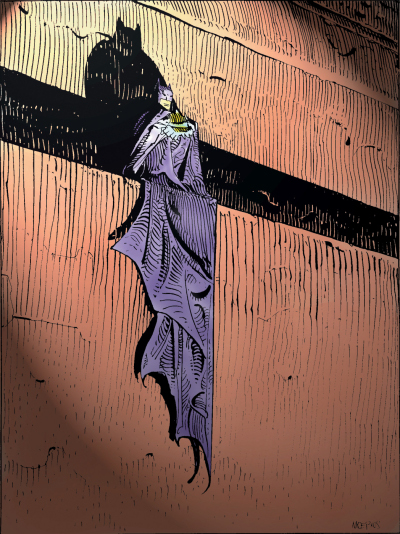 Batman - Moebius