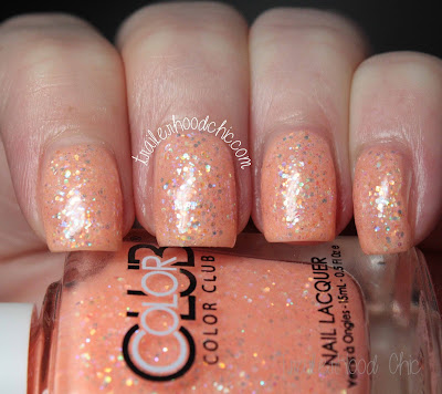 color club pastel neon remix call of the disco ball review swatches