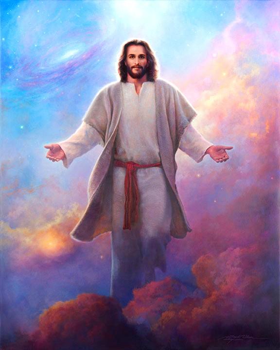 Mestre Jesus Cristo!