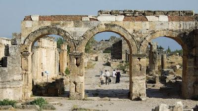 جولات سياحية في انطاليا تركيا, باموكاله | هيرابوليس