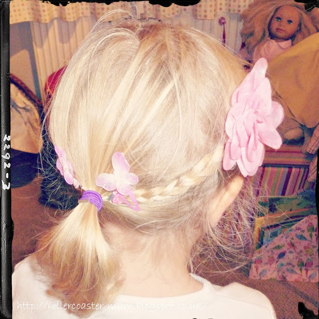Fairy Party hair