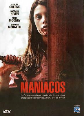 Baixar Filme Maníacos | DVDRip | Dual Áudio | Dublado Free