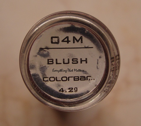 Colorbar Velvet Matte Lipstick -04M Blush :Swatch, Review And FOTD