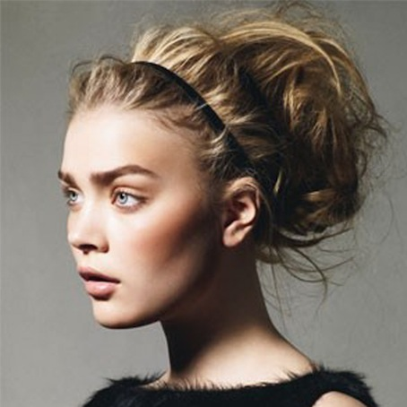 Hair Accessories Are Making A Comeback This Season