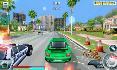 Game Samsung Champ Asphalt