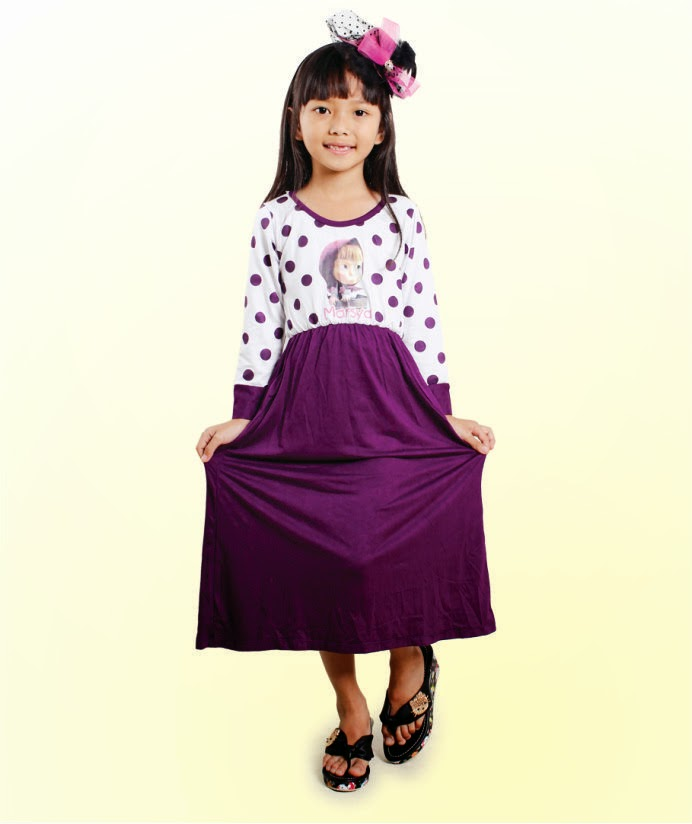 Dress Anak Masha