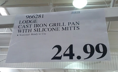 Deal for the Lodge Cast Skillet at Costco