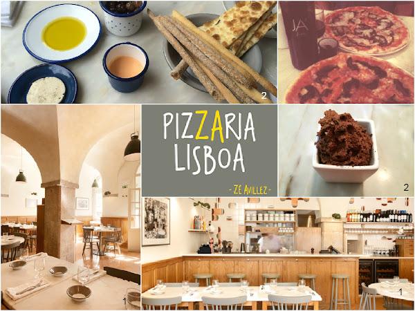 PizZAria Lisboa (Zé Avillez)