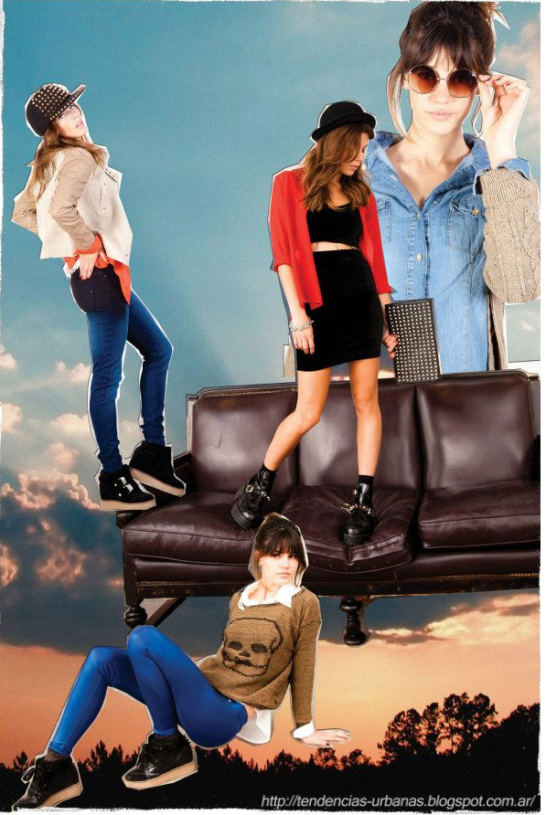 47 Street ropa juvenil invierno 2013