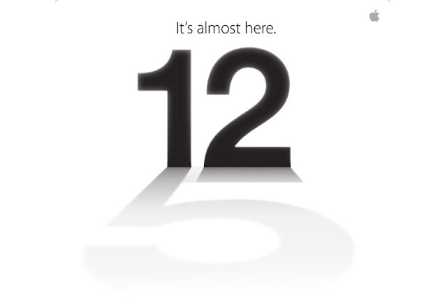 iphone 5 event poster