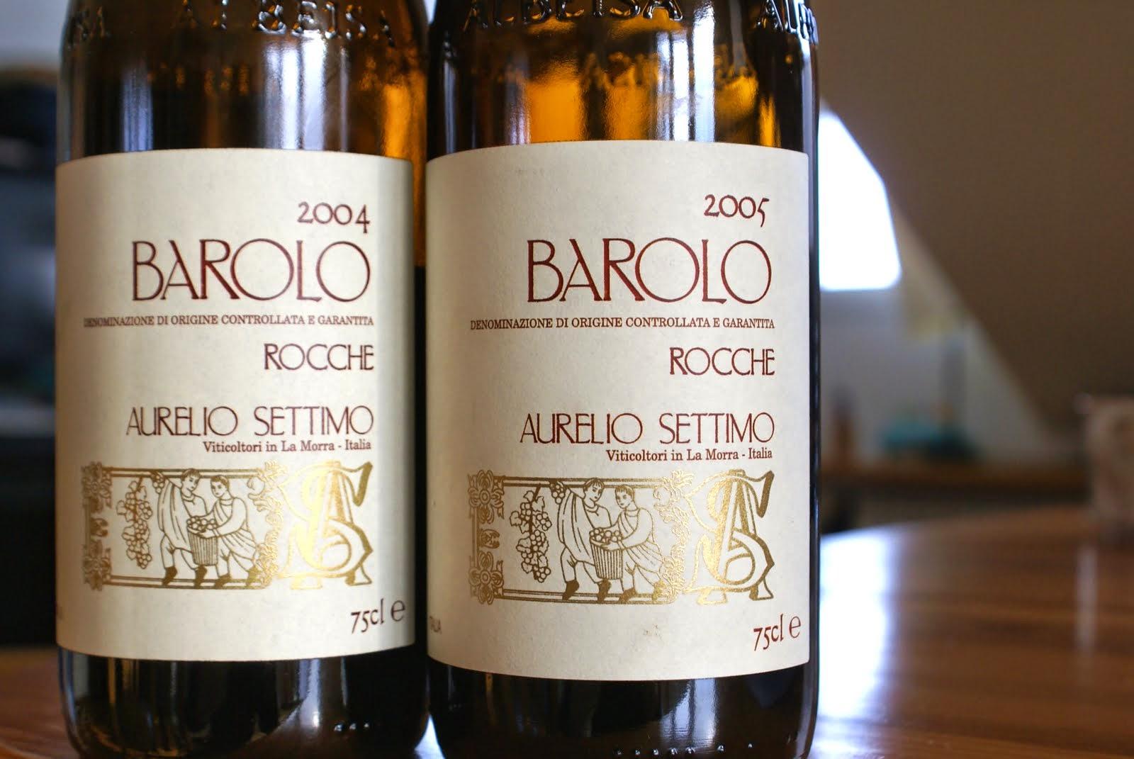 Итальянское вино бароло