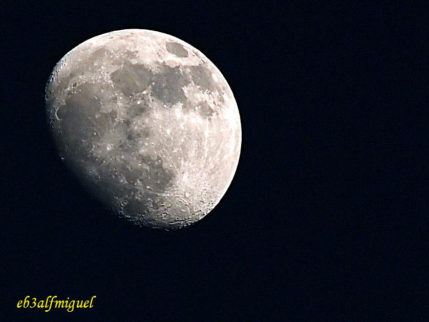 Miguel fotografia la luna hoy for Fases de la luna hoy