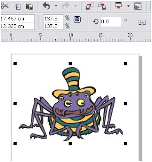 Cara Import File Di CorelDraw