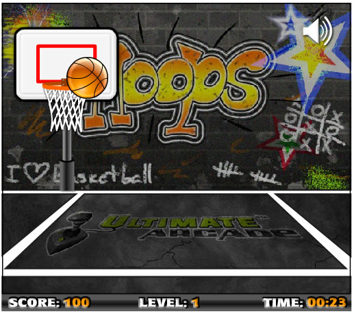 Ball Game : Ultimate Mega Hoops