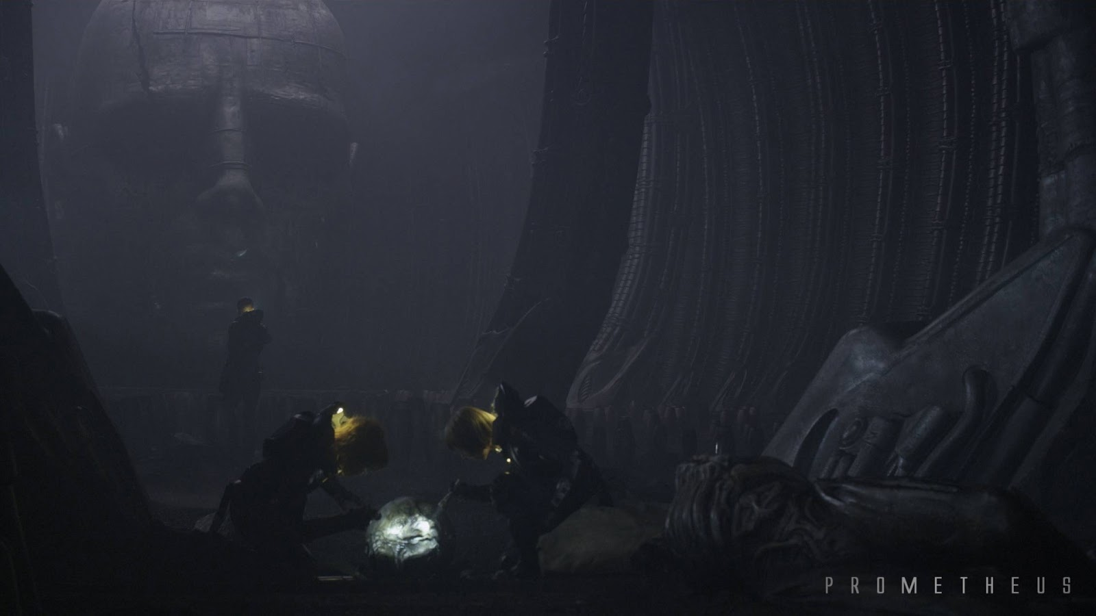 Prometheus wallpaper prometheus 2012 hd movie wallpaper