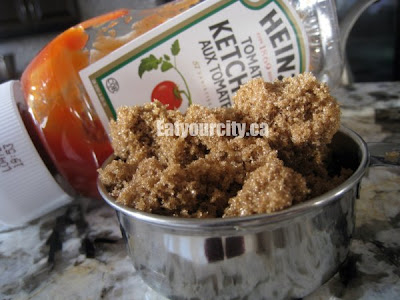 Eat Your City Glazed Meatloaf With Oatmeal Subbing In For