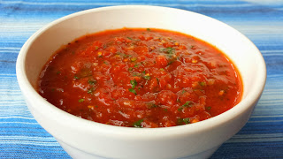 Easy Salsa Recipe