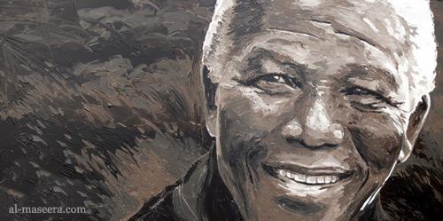 نلسون مانديلا | Nelson Mandela